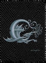 SEB - Dragon Letter - E