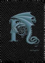 SEB - Dragon Letter - H