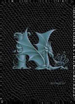 SEB - Dragon Letter - N