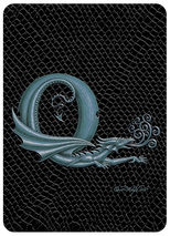 SEB - Dragon Letter - Q