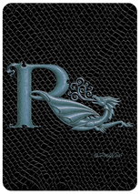 SEB - Dragon Letter - R