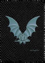 SEB - Dragon Letter - V