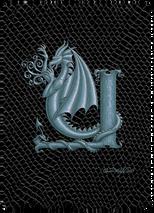 SEB - Dragon Letter - Y