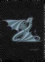 SEB - Dragon Letter - Z