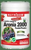 Nutridom Premium Aronia 2000 Powder 124g