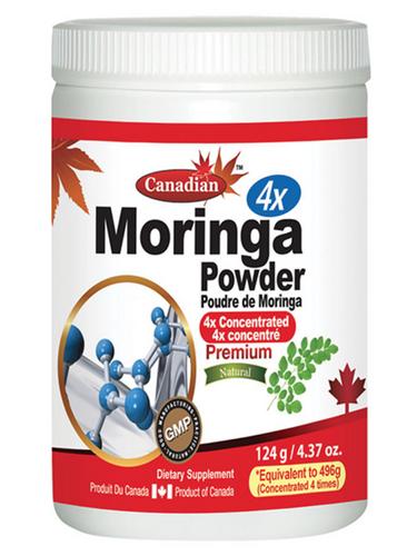 Nutridom Premium Moringa 4x Powder