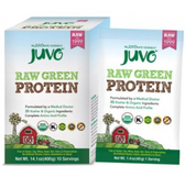Erom Juvo Raw Green Protein Certified and Organic