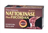 Umeken Nattokinase With Fucoidan