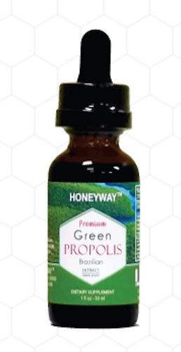 Honeyway Brazilian Green Propolis Extract