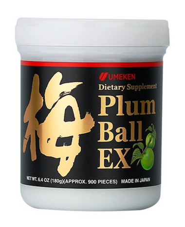 Plum Ball EX (180g)