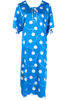 The Daisies Gorgeous Hospital Gown - full back coverage as no one likes the open back gowns, easy access with snap lock fasteners, pockets for personal items - everything you need for your hospital visit.