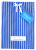 Hospital gown 'gift wrapped' with a quality bag and gift tag which can be addressed and sent directly to your friends and family.  The bags can also be used for looking after your 'stuff' such as toiletries, iPhone, wallet, jewelry etc whilst in hospital.