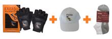 Multi-Sports Pack - 1 x pair of Multi-Sports; 1 x pair socks; 1 x cap