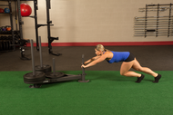 Body Solid Jump Push and Pull Package