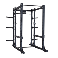 Body Solid Commercial Extended Power Rack SPR1000Back