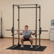 Best Fitness Power Rack & FID Bench