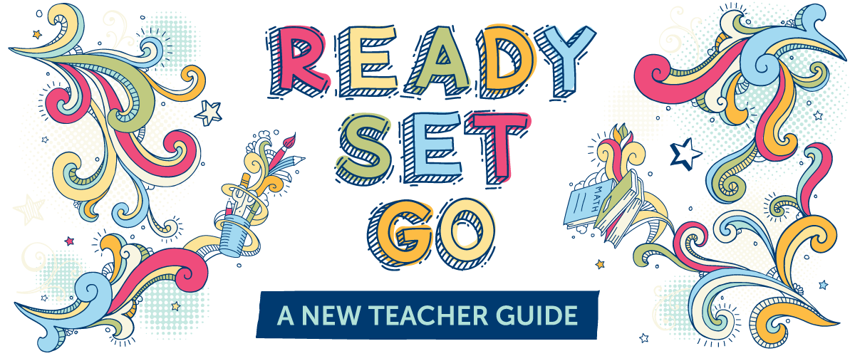 Ready Set Go. A new teacher guide.