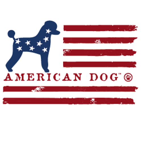Men's Flag Poodle Tee