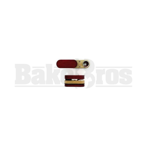 SWIVEL HAND PIPE CHERRY WOOD ASSORTED COLORS