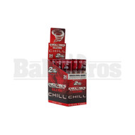 CHILL RED Pack of 24