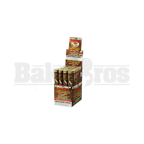 CYCLONES PRE ROLLED CONE XTRASLO DANK7 TIP CLASSICO Pack of 24