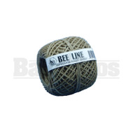 BEE LINE ORGANIC HEMP WICK THICK WICK 200' SINGLE COLOR Pack of 1