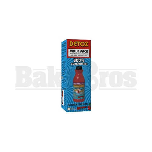 TEST PASS  WITH POWER BOOST TABLET AND AT HOME TEST KIT WILD CHERRY 16 FL OZ