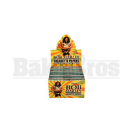 BOB MARLEY ROLLING PAPERS KING SIZE 50 LEAVES UNFLAVORED Pack of 50