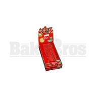JUICY JAY'S FLAVORED PAPERS 32 LEAVES 1 1/4 STRAWBERRY Pack of 24