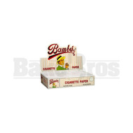 BIG BAMBU ROLLING PAPERS 1 1/4 UNFLAVORED Pack of 50