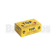TOP ROLLING PAPERS SINGLE WIDE 100 LEAVES UNFLAVORED Pack of 24