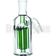 MAVERICK ASHCATCHER 6 ARM PERC 45* ANGLE JOINT GREEN MALE 18MM