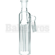 ASHCATCHER 4 ARM PERC ANGLE JOINT TALL CLEAR MALE 14MM