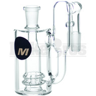MAVERICK ASHCATCHER ATOMIC WITH RECYCLER 90* JOINT CLEAR MALE 14MM