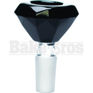 BOWL BIG DIAMOND BLACK 18MM