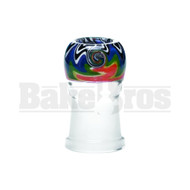 BLUE BLACK WHITE RASTA 18MM