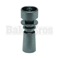 10MM DOMELESS NAIL TITANIUM METALLIC FEMALE