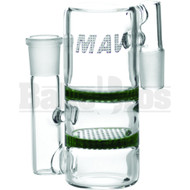 Maverick 2 Honeycomb Ashcatcher Green Male 18mm