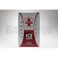 RESCUE DETOX ICE CAPS RED BOX UNFLAVORED 12 CAPSULES