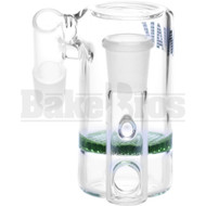 Maverick Ashcatcher Honeycomb Angled Joint Green Male 18mm
