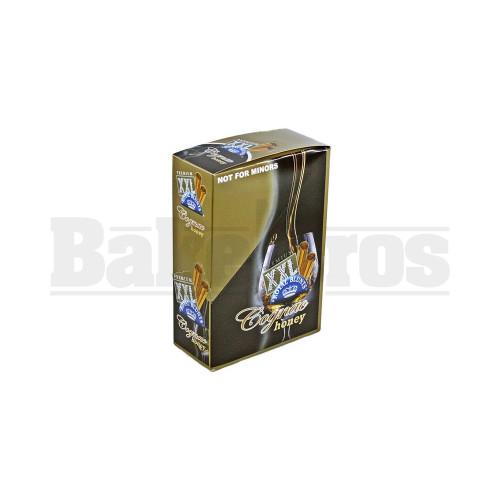 XXL ROYAL BLUNTS K SERIES CIGAR WRAPS 2 PER PACK COGNAC HONEY Pack of 25