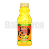 JUMP START DETOX FLUSH OUT LEMON-LIME 16 FL OZ