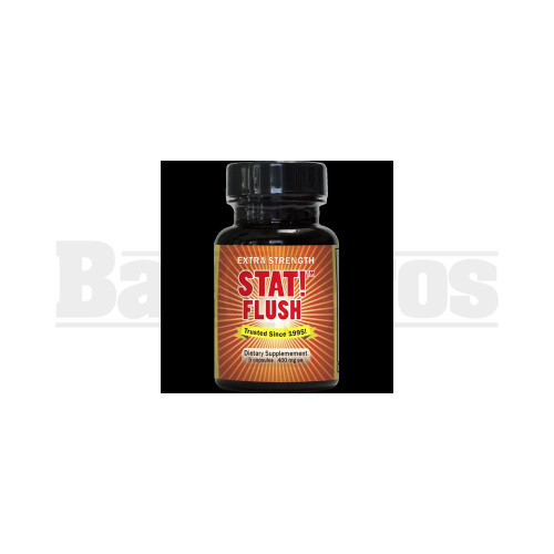 STAT! FLUSH  400 MG EACH UNFLAVORED 5 CAPSULES