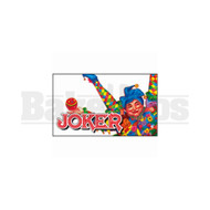 JOKER CIGARETTE PAPERS 1.0 SIZE 76 LEAVES UNFLAVORED Pack of 24