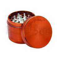 "SHARPSTONE HARD TOP GRINDER 4 PIECE 2.2"" BROWN Pack of 1"