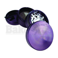 "SHARPSTONE HARD TOP GRINDER 4 PIECE 2.2"" PURPLE Pack of 1"