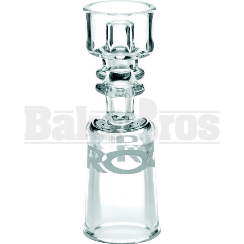 ROOR 14MM NAIL SLIDE DOMELESS BUCKET QUARTZ CLEAR FEMALE