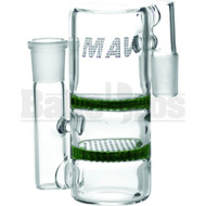 Maverick 2 Honeycomb Ashcatcher Green Male 14mm