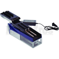EASY ROLL ELECTRIC CIGARETTE MAKING MACHINE 2 AT ONCE ASSORTED Pack of 1 STANDARD