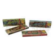 HEMPIRE ROLLING PAPERS 1 1/4 50 LEAVES UNFLAVORED Pack of 1